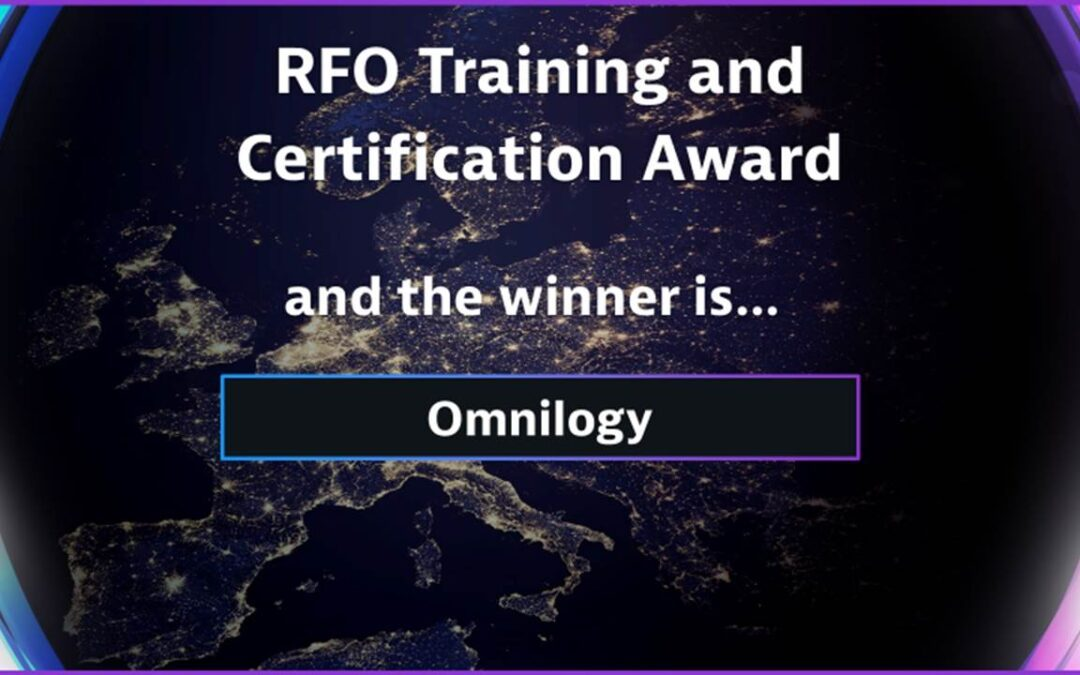 Dynatrace RFO Training and Certification award
